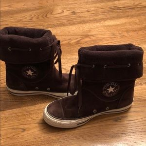 Converse All Star Leather Boots